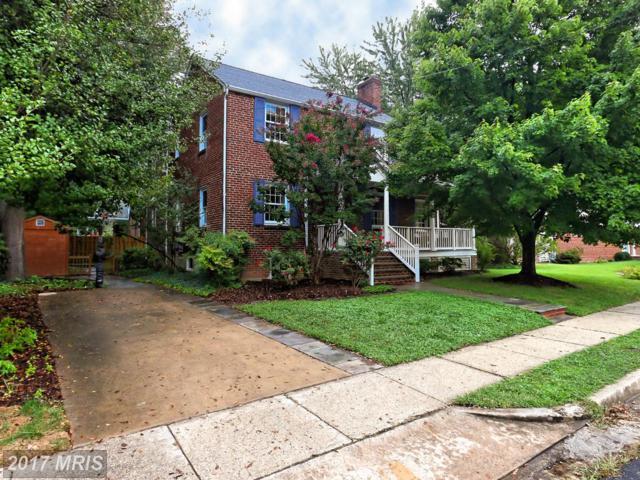 601 Frederick Street N, Arlington, VA 22203 (#AR10066326) :: LoCoMusings
