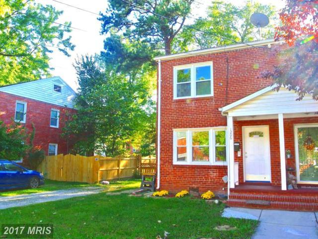 1206 Buchanan Street S, Arlington, VA 22204 (#AR10072676) :: LoCoMusings
