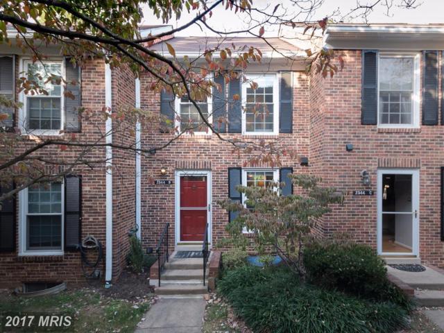 2544-B Arlington Mill Drive #2, Arlington, VA 22206 (#AR10076122) :: LoCoMusings