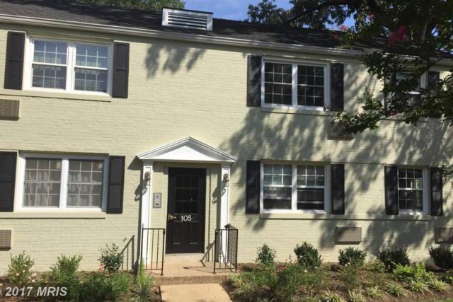 105 George Mason Drive 105-3, Arlington, VA 22203 (#AR10080475) :: LoCoMusings
