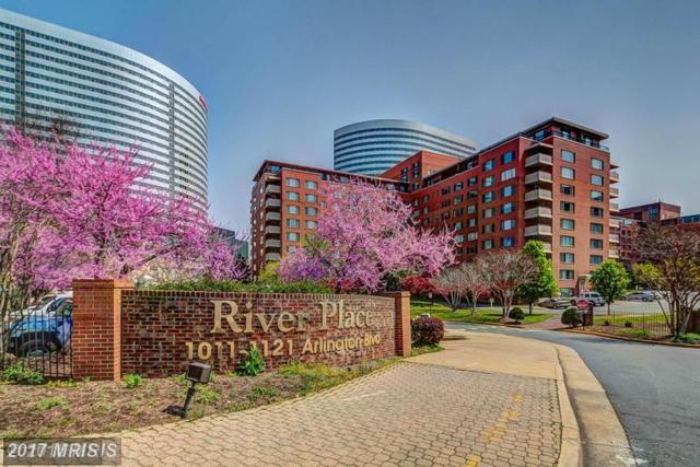 1021 Arlington Boulevard #706, Arlington, VA 22209 (#AR10083377) :: The Belt Team