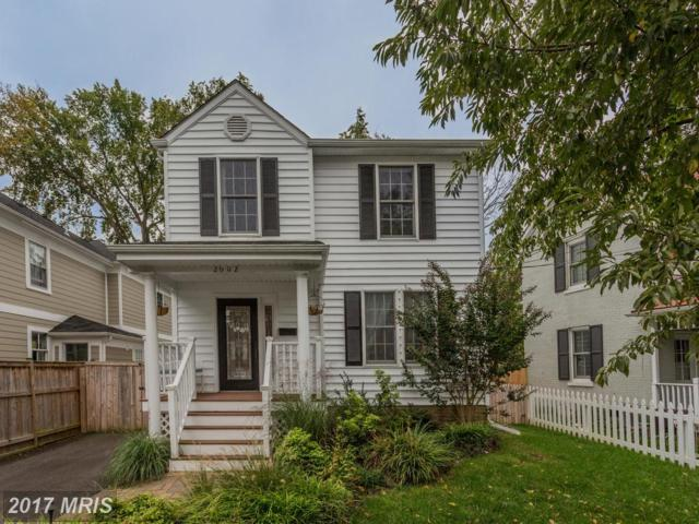 2602 2ND Street S, Arlington, VA 22204 (#AR10084949) :: Browning Homes Group