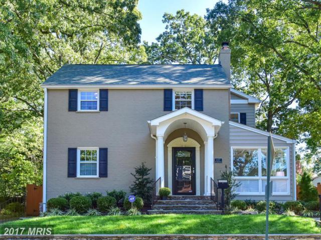 117 Park Drive N, Arlington, VA 22203 (#AR10085557) :: Browning Homes Group
