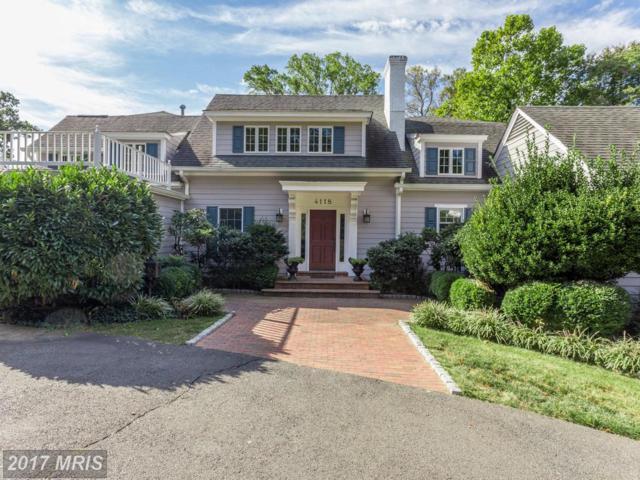 4118 40TH Street N, Arlington, VA 22207 (#AR10086010) :: Browning Homes Group