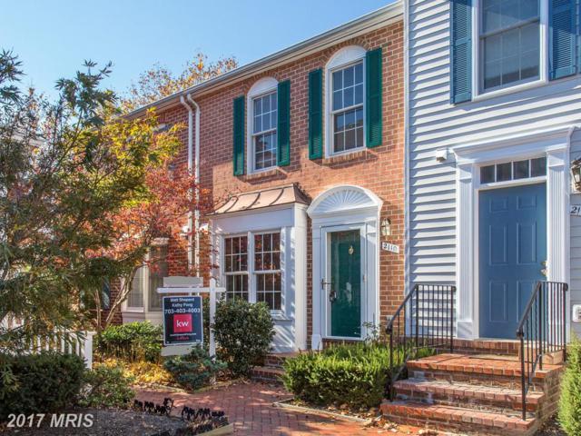 2110 Tazewell Court N, Arlington, VA 22207 (#AR10087759) :: Browning Homes Group