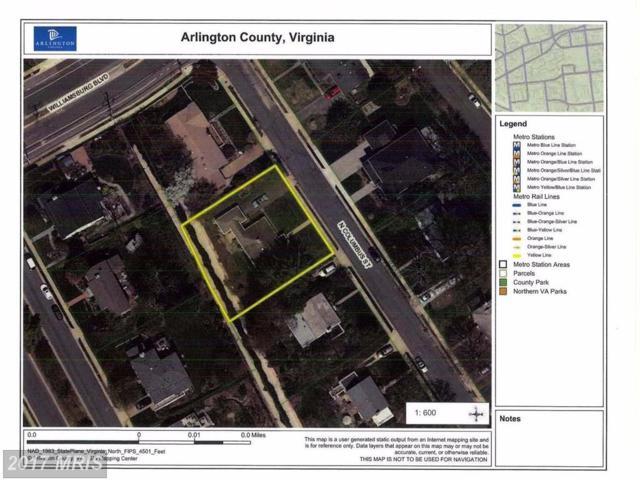 3312 Columbus Street, Arlington, VA 22207 (#AR10088033) :: Browning Homes Group