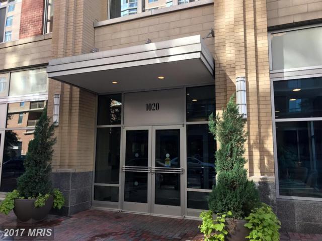 1020 Highland Street #506, Arlington, VA 22201 (#AR10104257) :: The Belt Team