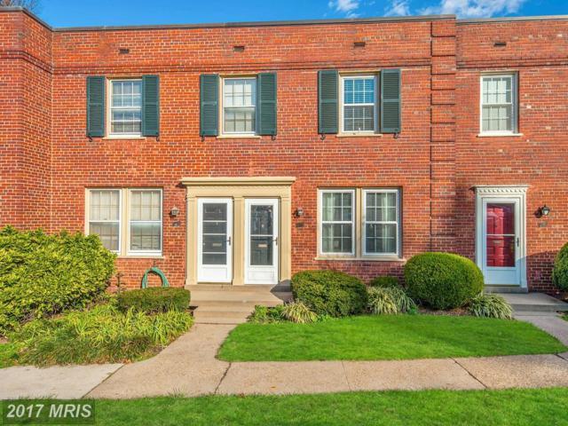 1201 S Barton Street #141, Arlington, VA 22204 (#AR10106230) :: Bic DeCaro & Associates