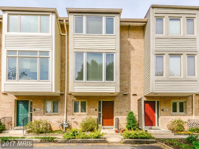 1816 Ode Street, Arlington, VA 22209 (#AR10106336) :: The Sky Group