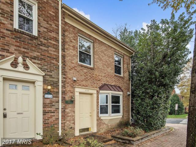 4116 Washington Boulevard, Arlington, VA 22201 (#AR10106409) :: The Sky Group