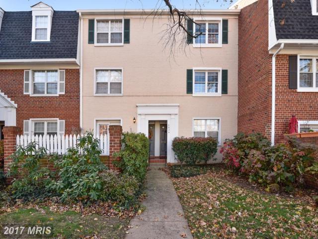 2834 S. Wakefield Street C, Arlington, VA 22206 (#AR10110572) :: Pearson Smith Realty
