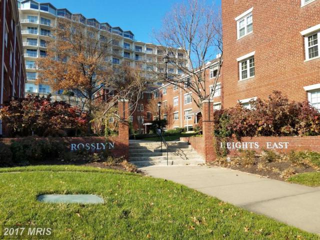1304 Meade Street Appt #1  Eng4, Arlington, VA 22209 (#AR10113525) :: City Smart Living