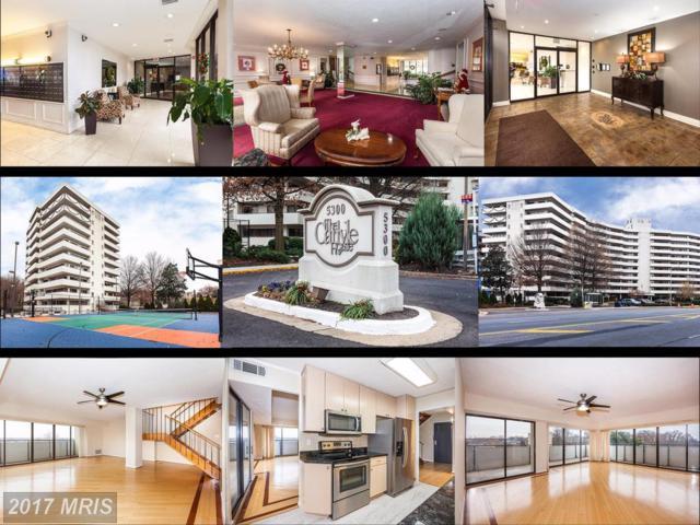 5300 Columbia Pike #901, Arlington, VA 22204 (#AR10115546) :: MidAtlantic Real Estate