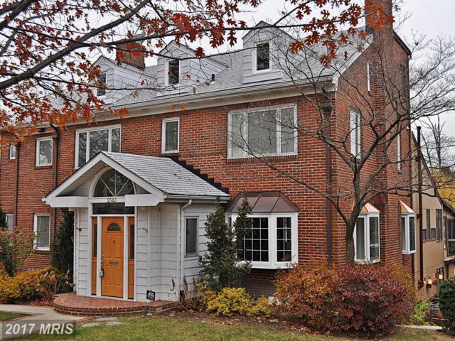 2343 Meade Street S, Arlington, VA 22202 (#AR10117789) :: The Belt Team