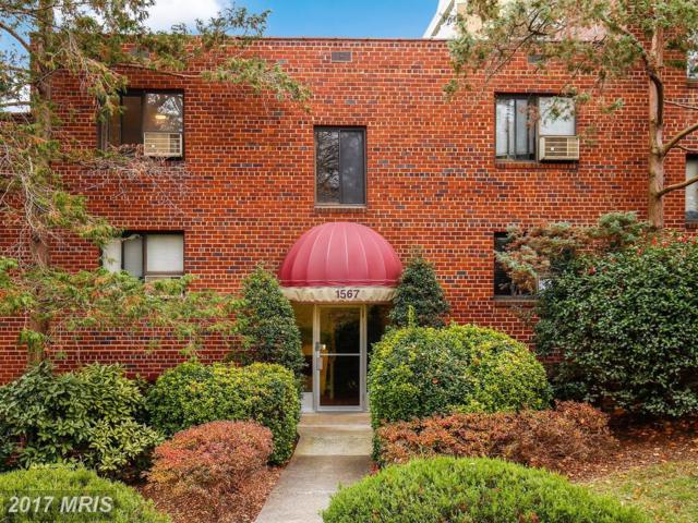 1567 Colonial Terrace N 406-Z, Arlington, VA 22209 (#AR10120298) :: Arlington Realty, Inc.