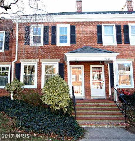 2853 Buchanan Street S, Arlington, VA 22206 (#AR10120769) :: Circadian Realty Group