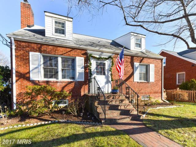 737 Buchanan Street, Arlington, VA 22203 (#AR10124443) :: Pearson Smith Realty
