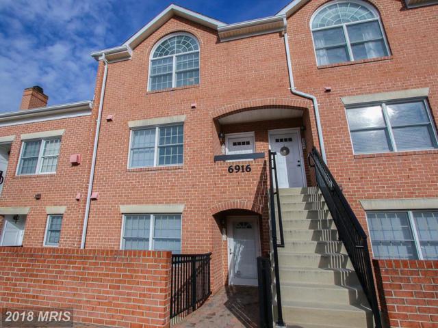 6916 Fairfax Drive #306, Arlington, VA 22213 (#AR10126820) :: Bic DeCaro & Associates
