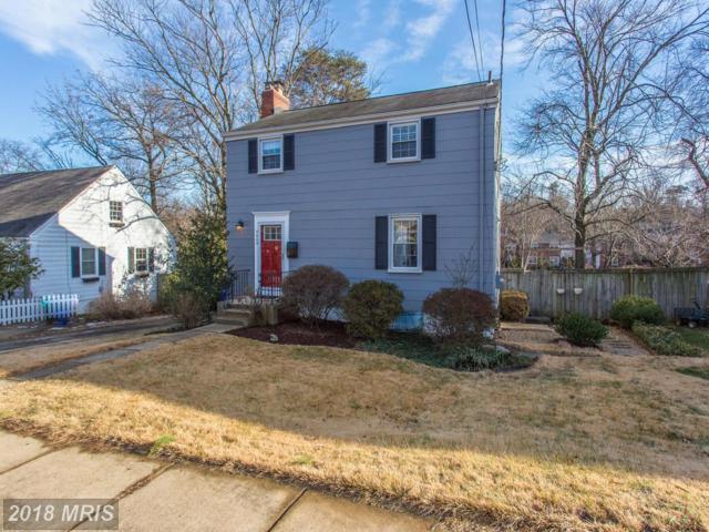 5004 25TH Street S, Arlington, VA 22206 (#AR10132372) :: Pearson Smith Realty