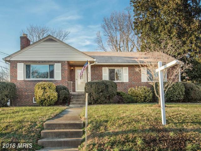 6563 Williamsburg Boulevard, Arlington, VA 22213 (#AR10132456) :: Pearson Smith Realty