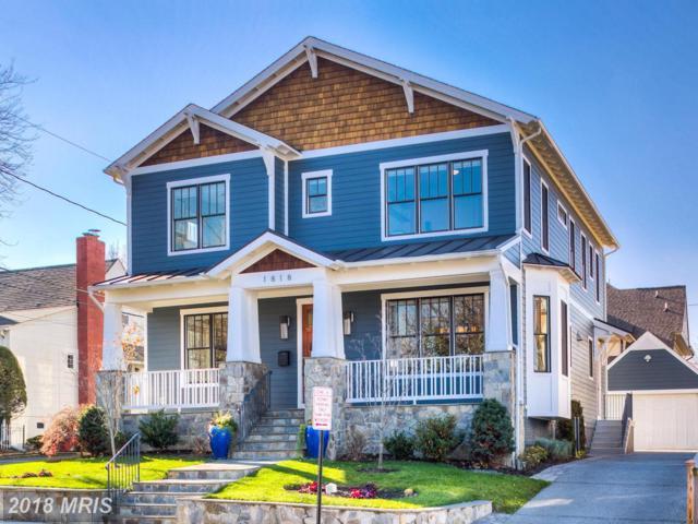 1818 Cleveland Street N, Arlington, VA 22201 (#AR10136531) :: Bic DeCaro & Associates