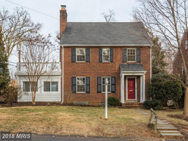 133 Highland Street N, Arlington, VA 22201 (#AR10136664) :: Browning Homes Group