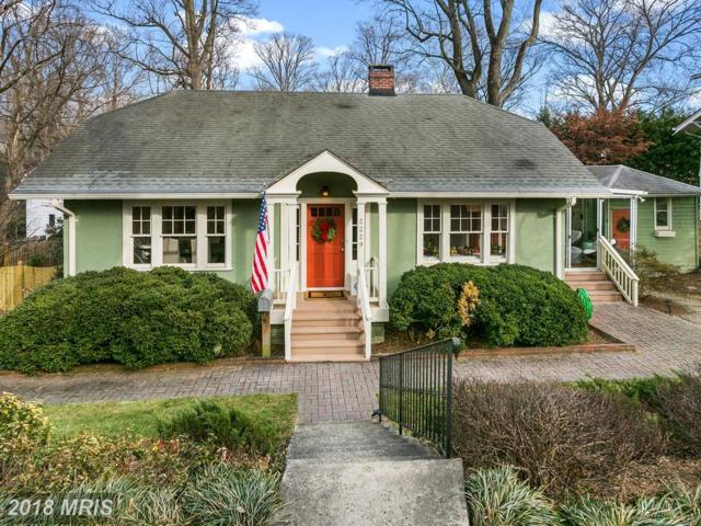 2229 Vernon Street, Arlington, VA 22207 (#AR10137142) :: Pearson Smith Realty