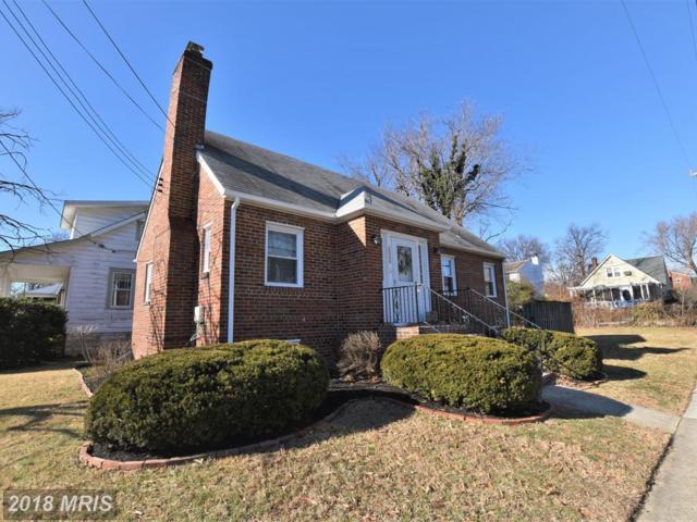 2000 Grant Street, Arlington, VA 22202 (#AR10138776) :: Circadian Realty Group