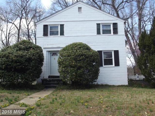 1048 Edison Street, Arlington, VA 22204 (#AR10145233) :: Circadian Realty Group