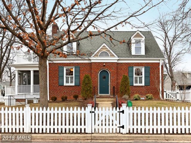 3327 22ND Street N, Arlington, VA 22201 (#AR10151338) :: The Bob & Ronna Group