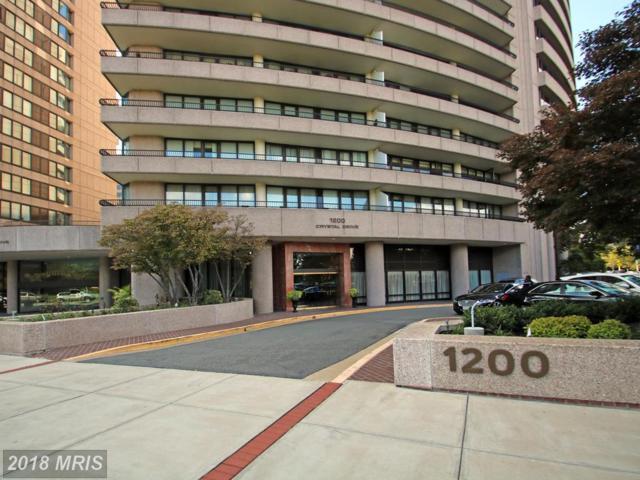 1200 Crystal Drive #711, Arlington, VA 22202 (#AR10154975) :: The Belt Team