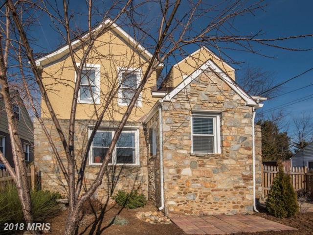 1809 Culpeper Street, Arlington, VA 22207 (#AR10155359) :: The Belt Team
