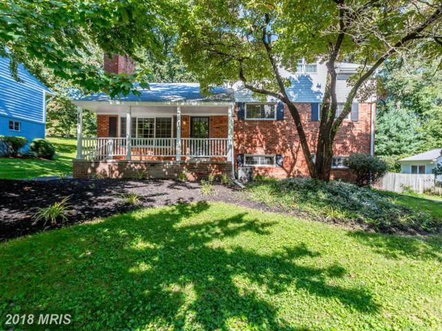 4607 40TH Street N, Arlington, VA 22207 (#AR10158623) :: Provident Real Estate
