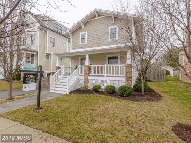 232 Cleveland Street N, Arlington, VA 22201 (#AR10161955) :: Provident Real Estate