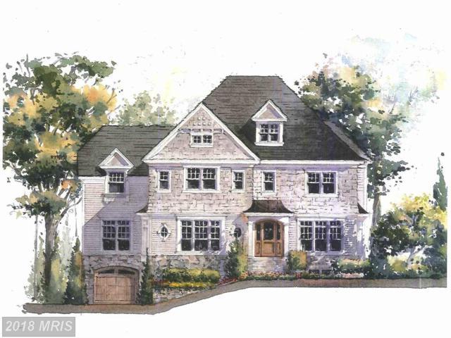 3411 Woodrow Street N, Arlington, VA 22207 (#AR10167148) :: The Bob & Ronna Group