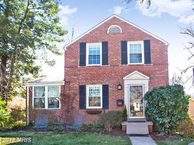 5850 14TH Street N, Arlington, VA 22205 (#AR10170880) :: City Smart Living