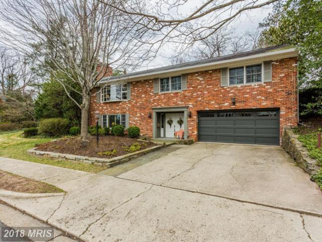 3715 Woodrow Street N, Arlington, VA 22207 (#AR10176147) :: The Bob & Ronna Group