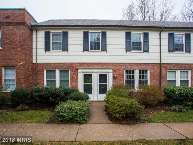 1401 Edgewood Street S #484, Arlington, VA 22204 (#AR10181372) :: City Smart Living