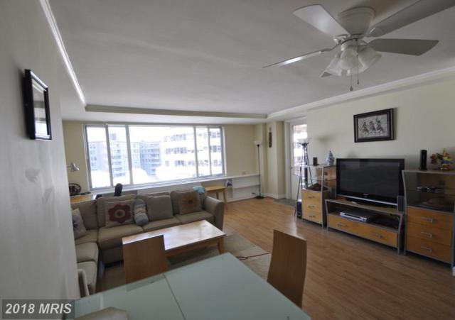 1121 Arlington Boulevard #818, Arlington, VA 22209 (#AR10184867) :: The Foster Group