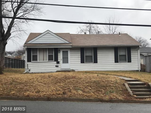 1723 Edison Street, Arlington, VA 22207 (#AR10186051) :: City Smart Living