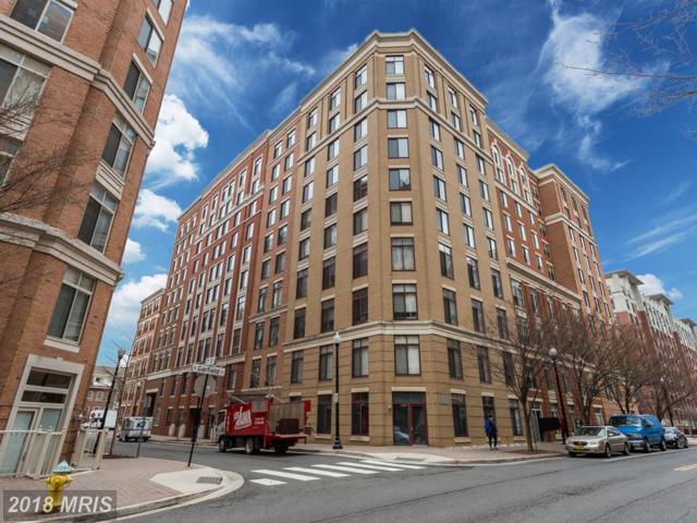 1201 Garfield Street N #507, Arlington, VA 22201 (#AR10198258) :: Dart Homes