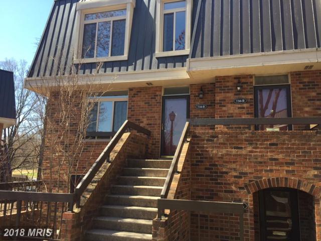 734 15TH Street S #2, Arlington, VA 22202 (#AR10198753) :: The Gus Anthony Team