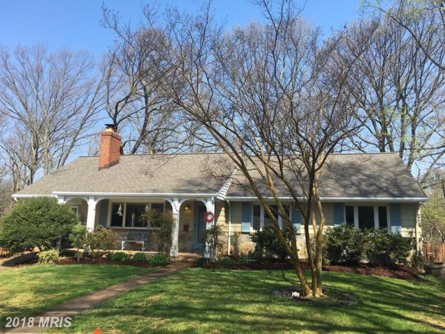 2628 Upland Street, Arlington, VA 22207 (#AR10209936) :: Browning Homes Group