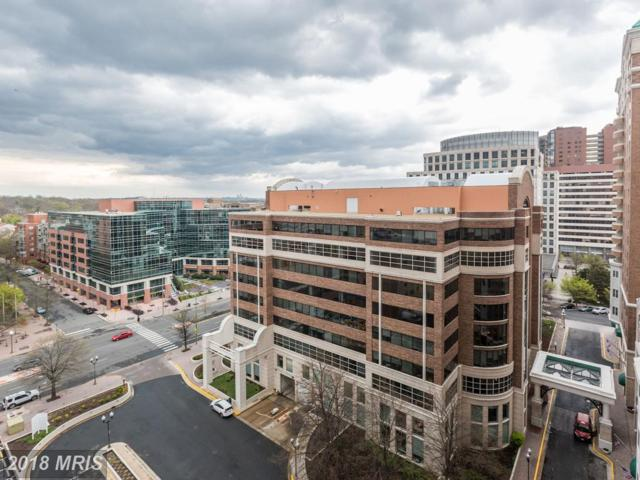 851 Glebe Road #1209, Arlington, VA 22203 (#AR10215632) :: The Gus Anthony Team