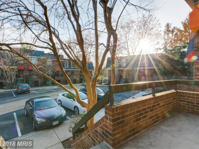 708 15TH Street S #2, Arlington, VA 22202 (#AR10215734) :: The Belt Team