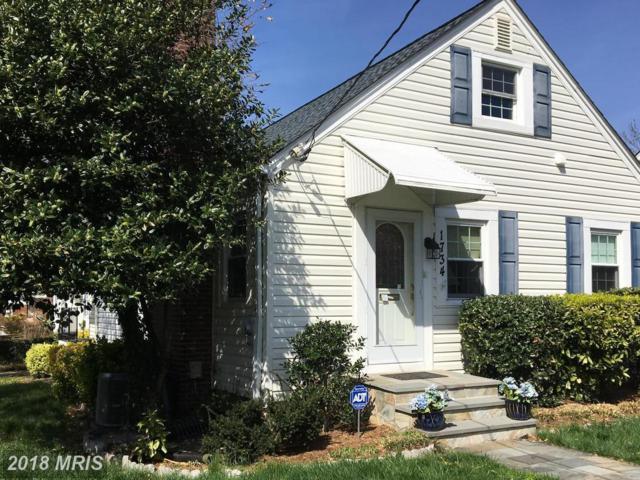 1734 Monroe Street S, Arlington, VA 22204 (#AR10218185) :: Arlington Realty, Inc.
