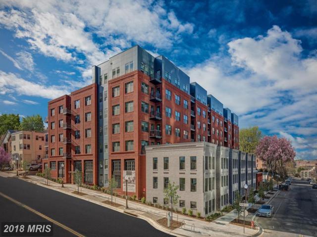 1411 Key Boulevard #209, Arlington, VA 22209 (#AR10240769) :: Dart Homes