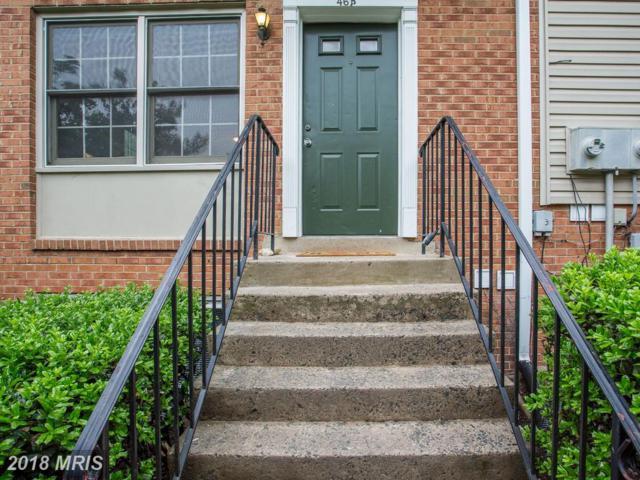 46 Bedford Street N 46B, Arlington, VA 22201 (#AR10241116) :: Dart Homes