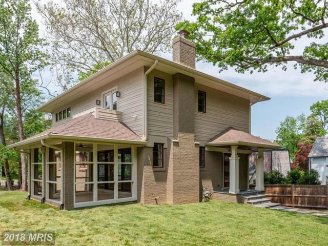 1838 Kirkwood Place, Arlington, VA 22201 (#AR10244181) :: The Gus Anthony Team