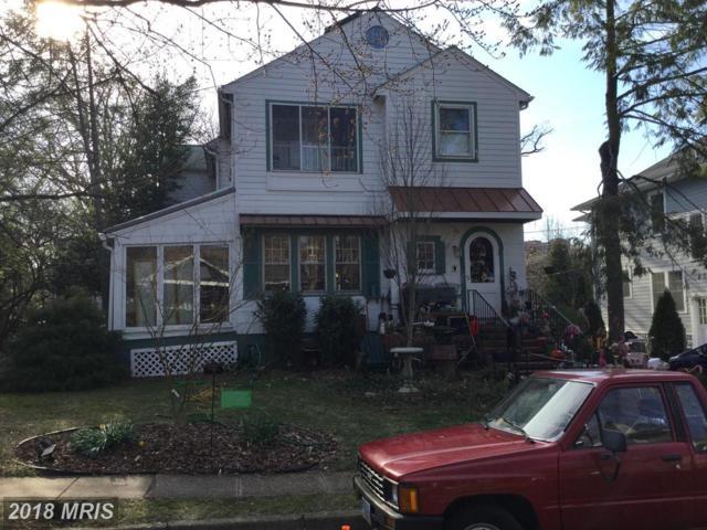 706 Ivy Street, Arlington, VA 22201 (#AR10245775) :: SURE Sales Group